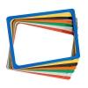 Рамки пластиковые с защитным вкладышем